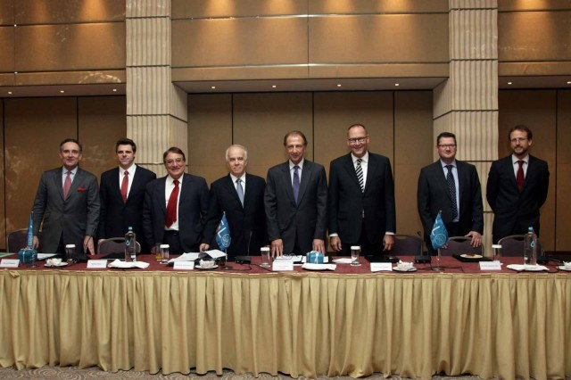 Seizing Chances – GL Hellenic Technical Committee Meets in Athens