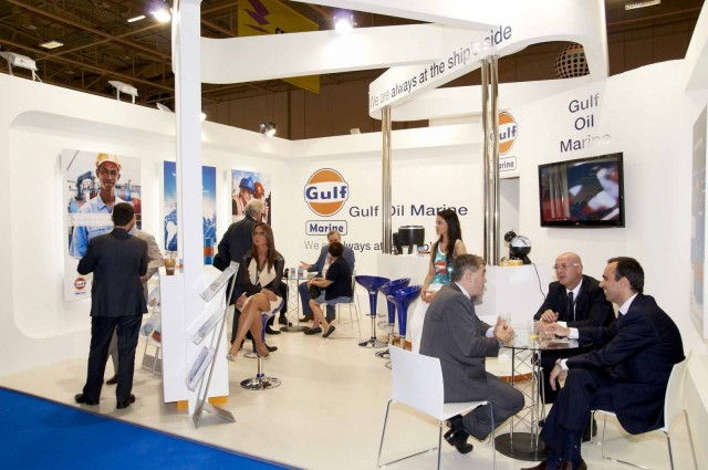 Gulf Oil Marine: A major and expanding international presence in the marine sector