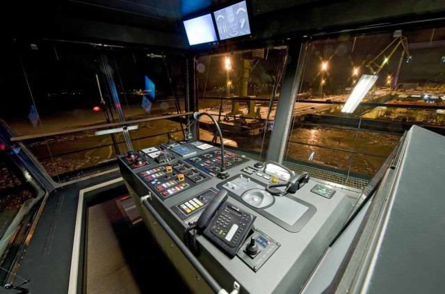 Navis Engineering wins DP2 systems orders for Bourbon's innovative crew boats