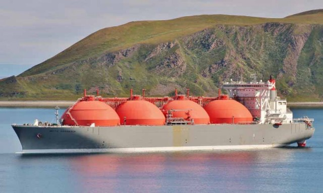DNV plays an active role in introducing LNG as ship fuel in Germany