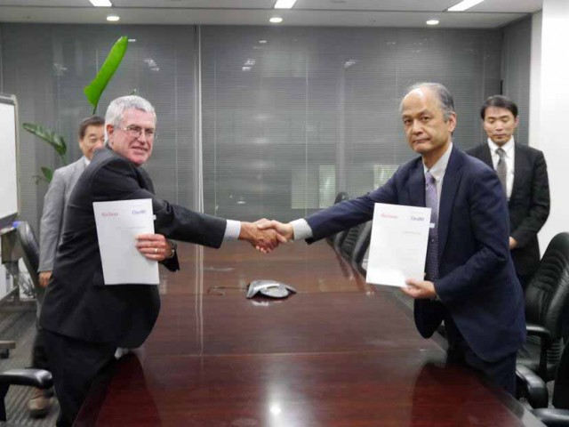 ClassNK and Rio Tinto Iron Ore Sign Collaborative Agreement