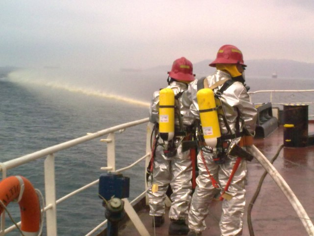 Seminar on «Fire and Safety – Permanent Fire Extinguishing Systems»