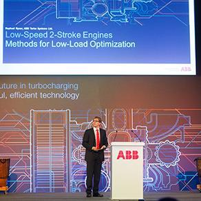 """ABB Turbocharging is """"listening to the beat"""" of the maritime industry"""