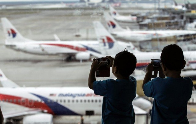 Malaysian Airline MH370 six month anniversary