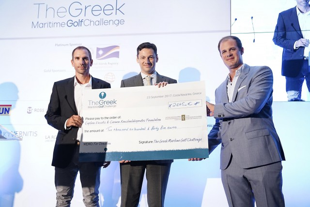 The Greek Maritime Golf Challenge