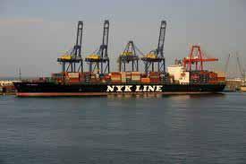 Οι εταιρείες container συνεχίζουν να χρησιμοποιούν τους Ιαπωνικούς λιμένες
