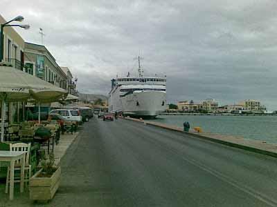 Διαγωνισμός για την απομάκρυνση πλοίων από το λιμάνι της Χίου