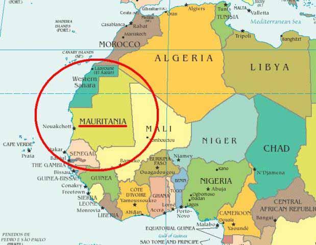 Αλιευτική Σύμπραξη ΕΕ-Μαυριτανίας