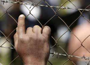 Τα κέντρα κράτησης μεταναστών