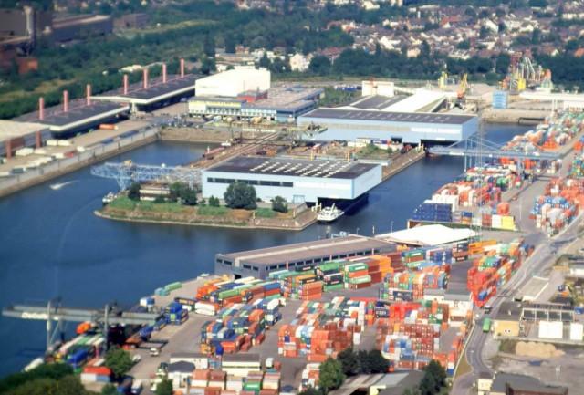 Το λιμάνι του Duisport υπογράφει συμφωνία συνεργασίας