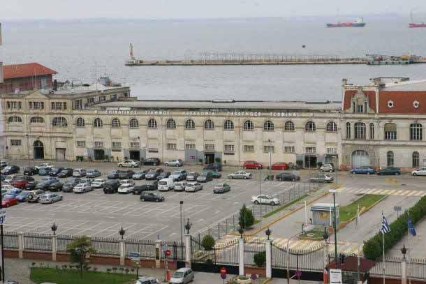 Το λιμάνι της Θεσσαλονίκης εντάσσεται στη γραμμή Black Sea Ukraine