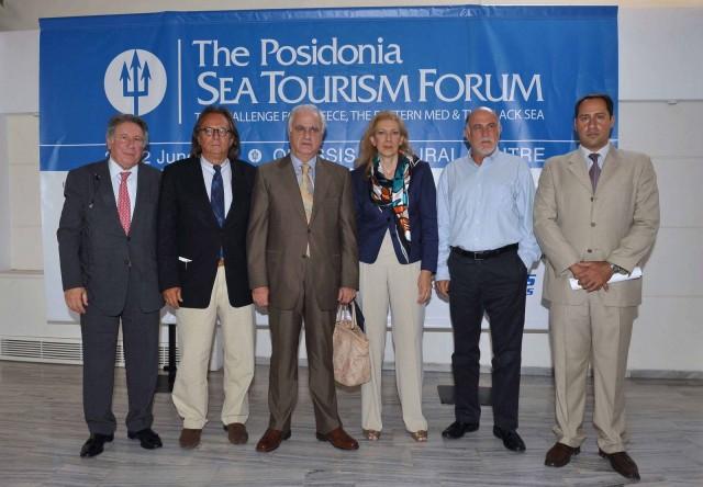 Το Posidonia Sea Tourism Forum ανοίγει 21 Ιουνίου 2011