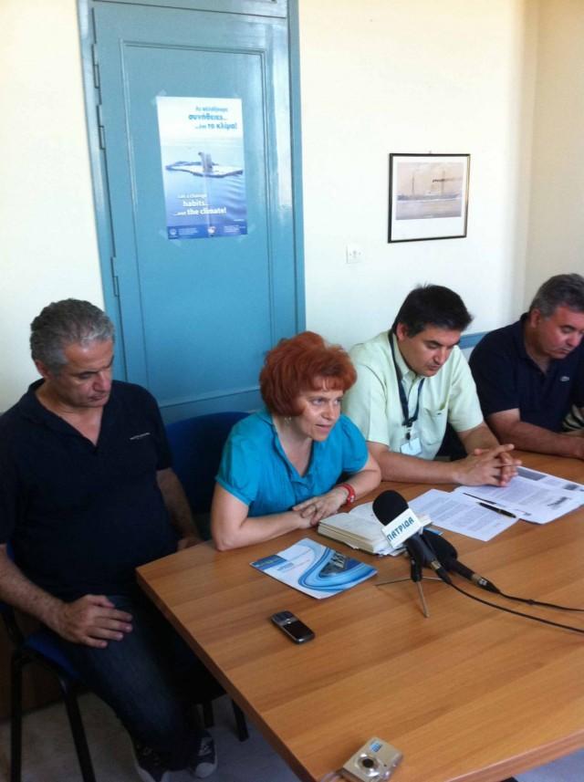 Άρχισαν οι εργασίες του ECONSHIP 2011 με τη συμμετοχή ερευνητών και αναλυτών από όλο τον κόσμο
