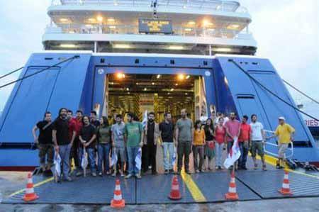 Δήλωση για τεκταινόμενα στα Ελληνικά λιμάνια