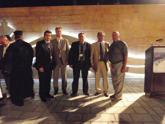 Με επιτυχία ολοκληρώθηκε το ευρωπαϊκό συνέδριο ECONSHIP 2011