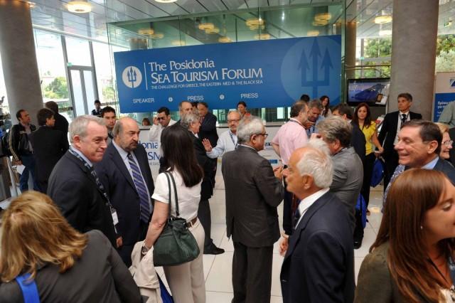 2ο Συνέδριο Posidonia Sea Tourism Forum – Ιούνιος 2013