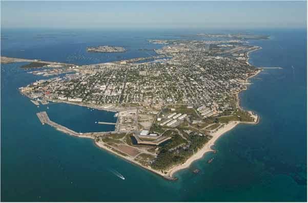 Η περιβαλλοντική νομοθεσία των Key West θα επηρεάσει τον κλάδο της κρουαζιέρας