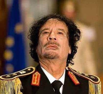 Τίτλοι τέλους για το καθεστώς Καντάφι
