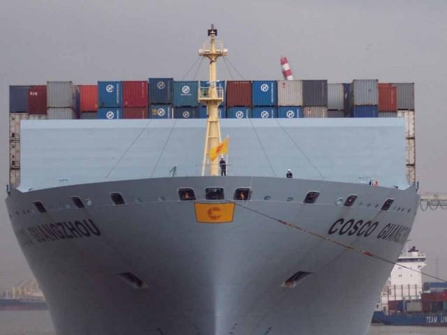 Η αύξηση στη διακίνηση container συνεχίζεται