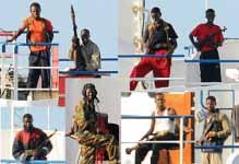 Εκδήλωση απόπειρας πειρατείας σε ελληνικό δεξαμενόπλοιο