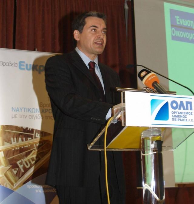 Παρουσίαση των αξόνων της Εθνικής Λιμενικής Στρατηγικής στην ΕΛΙΜΕ