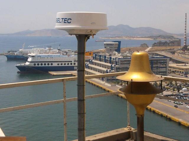 Εγκατάσταση μονάδας RADAR παρακολούθησης πλοίων
