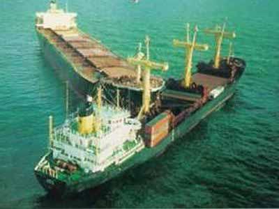 Σύγκρουση πλοίων στον ποταμό YANGTSE Κίνας