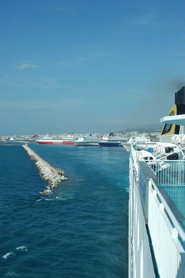 Τα θέματα που απασχολούν την επιβατηγό ναυτιλία