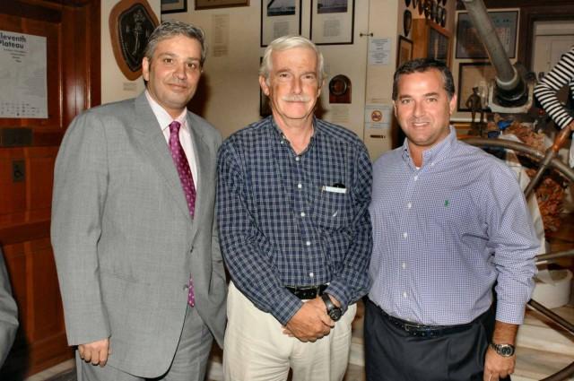 Tο 3o Ναυτιλιακό Συνέδριο της Αδελφότητος των Υδραίων Αθηνών,