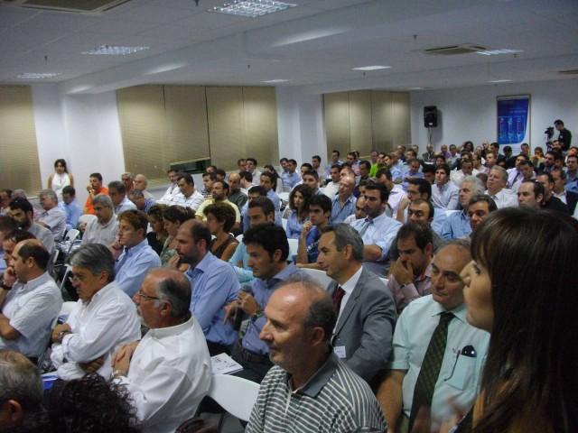Παρουσίαση επεξεργασίας θαλασσίου έρματος από την ERMA FIRST Α.Ε.