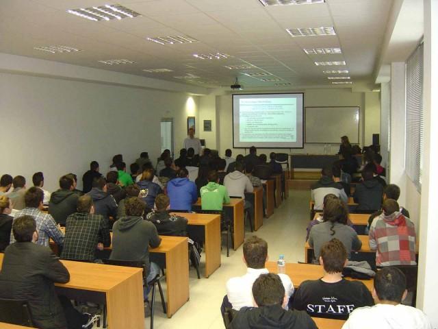 Σύσκεψη για τη Σχολή της ΑΕΝ Μακεδονίας
