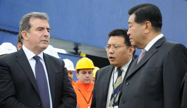 Κινεζικές επενδύσεις στον Πειραιά