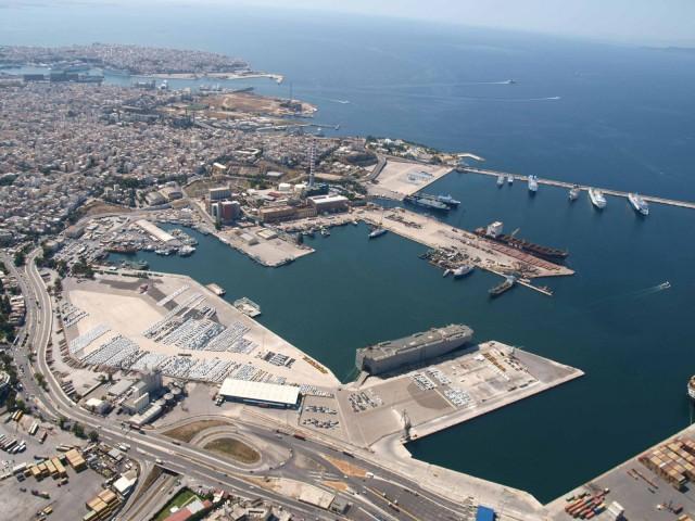 Έργα στο λιμάνι του Πειραιά αποφάσισε το δ.σ. του ΟΛΠ