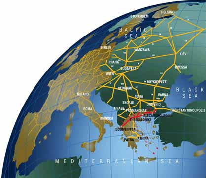 Το νέο πλαίσιο των Διευρωπαϊκών Δικτύων Μεταφορών