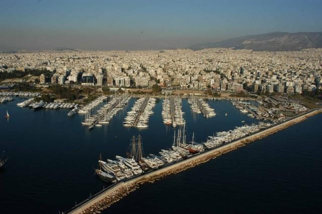 Αύξηση επιβατών στο λιμάνι του Πειραιά