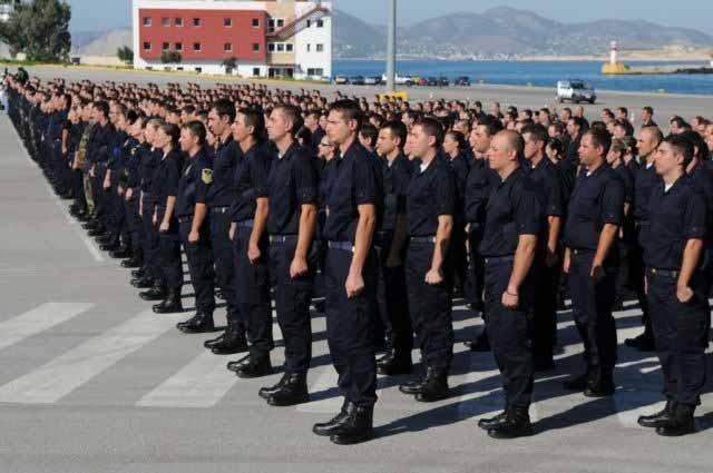 Πίνακες επιτυχόντων και επιλαχόντων αξιωματικών Λ.Σ.