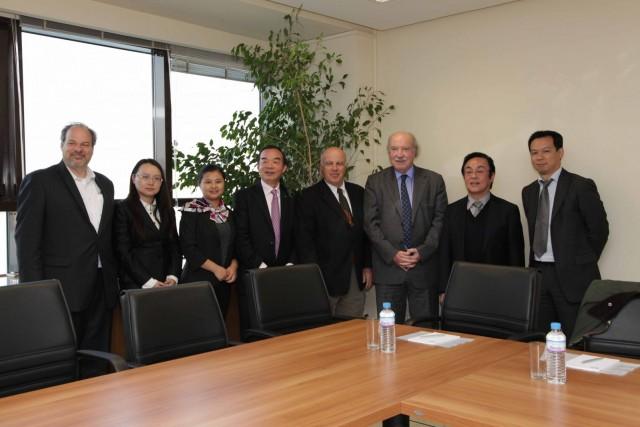Ενεργοποίηση της διασύνδεσης συνεργασίας  ελληνικών και κινέζικων επιχειρήσεων