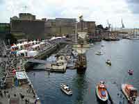 Το λιμάνι της Βρέστης επενδύει σε λιμενικές υποδομές