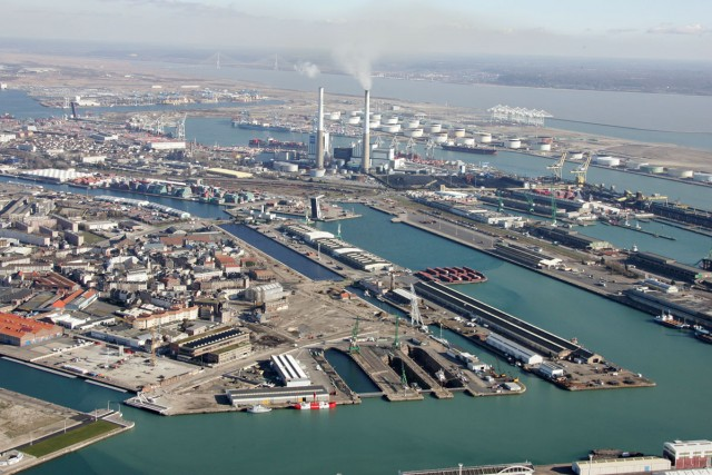 Αρχές 2012 η λειτουργία του νέου terminal στην Χάβρη