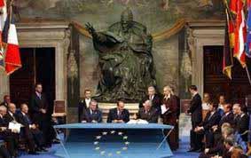 Υπεγράφη η Συνθήκη προσχώρησης της Κροατίας στην ΕΕ