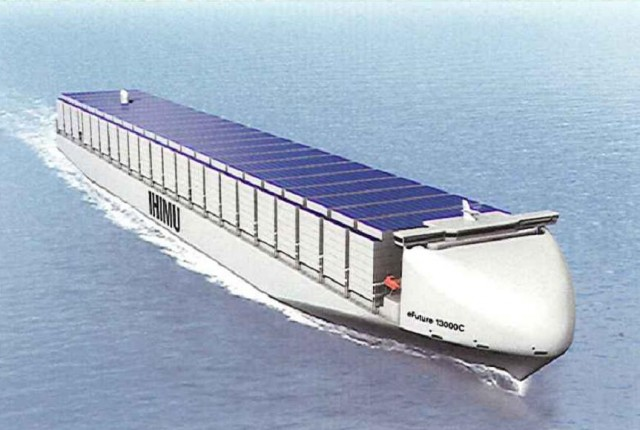 LNG Solutions for Large Container Vessels the Focus of GL and IHIMU Joint Development Project