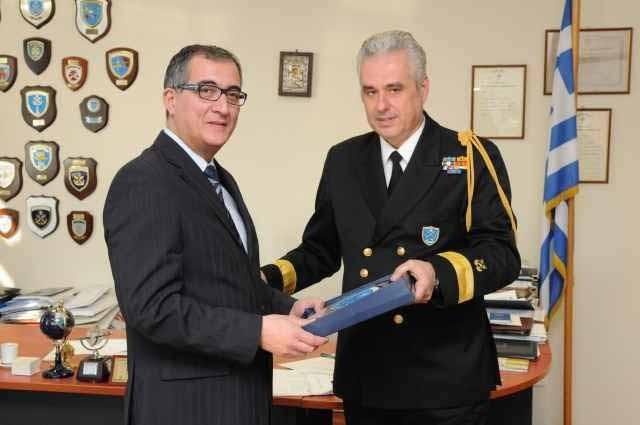 Δωρεά της FRONTEX στο Λιμενικό Σώμα