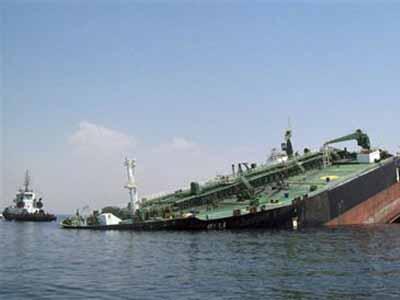 Βυθίστηκε τάνκερ στην Αδριατική Θάλασσα