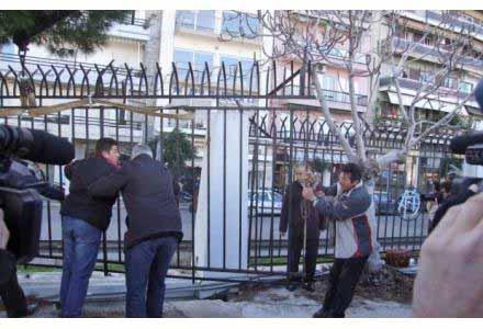 Στο λιμεναρχείο της Πάτρας οδηγήθηκε ο αντιδήμαρχος Πατρέων