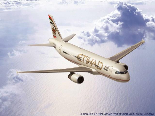 Η ETIHAD AIRWAYS διακρίθηκε για τη υπηρεσία «INSPIRED SERVICE»