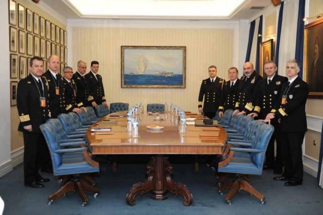 Υπογραφή Μνημονίου Αρχών συνεργασίας Π.Ν. και Λ.Σ.
