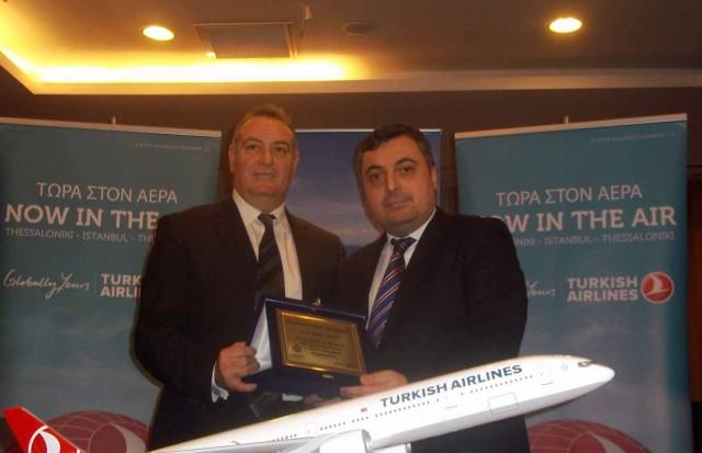 Συνεργασία Τουριστικού Οργανισμού Χαλκιδικής – Turkish Airlines