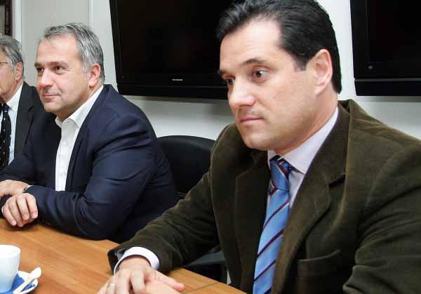 Προσχωρούν στη Νέα Δημοκρατία οι κ. Γεωργιάδης και Βορίδης