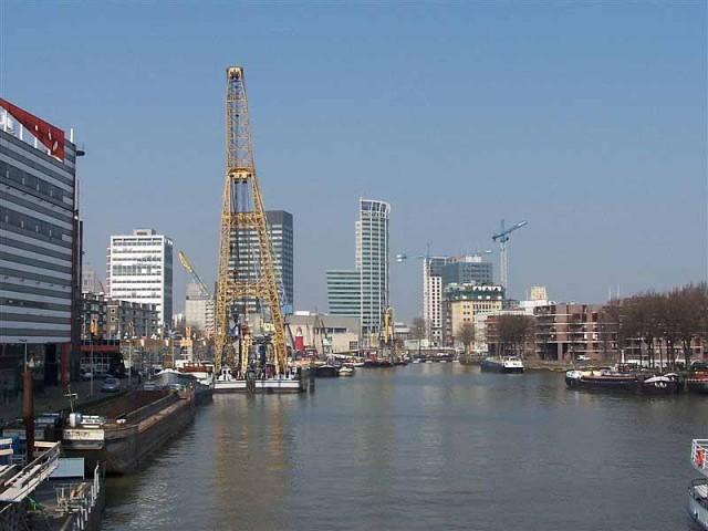 Ειδήσεις από το λιμάνι του Ρότερνταμ