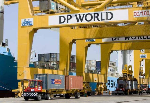 Η DP World έτοιμη να επενδύσει πάνω από $1 δις στην Ινδία